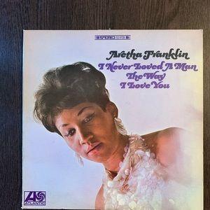 Aretha Franklin Vinyl Record Great condition